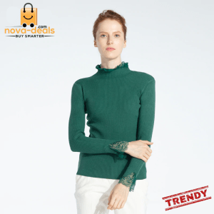 Fashion Sweater - 3 Colors - Trendy