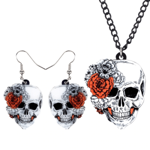 halloween jewelry sets