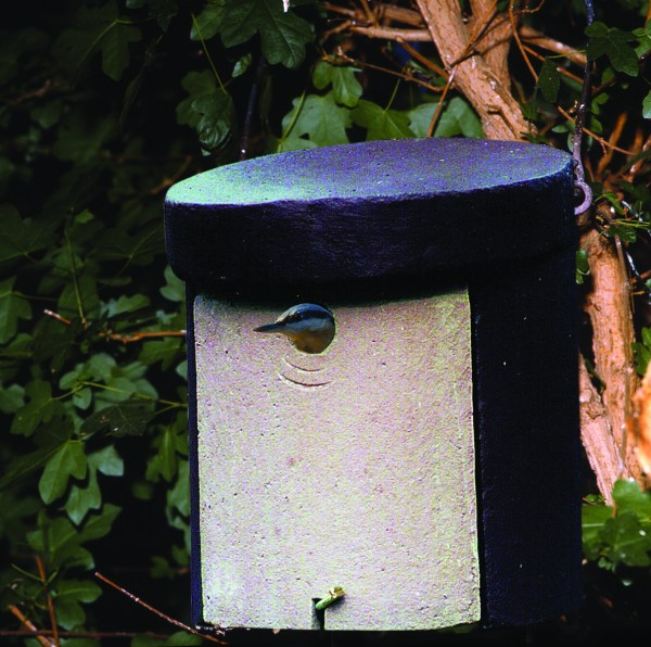 nichoir pour oiseau