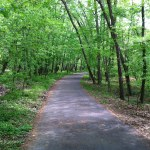 Paved Trail at Dora Kelley