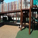 seating at Chessie's Big Back Yard