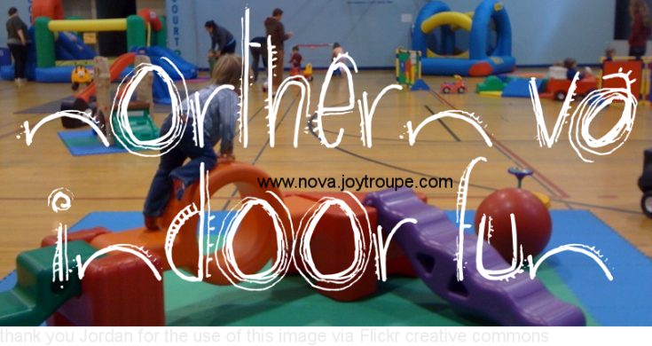 Indoor Fun: Northern VA Playgrounds and Play Areas Indoors The Joy Troupe NOVA