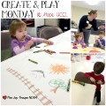 Create & Play Monday Joy Troupe NOVA