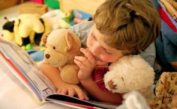 child reading flickr John Morgan