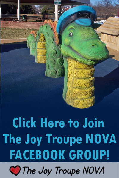 Click here to join The Joy Troupe NOVA Facebook Group!