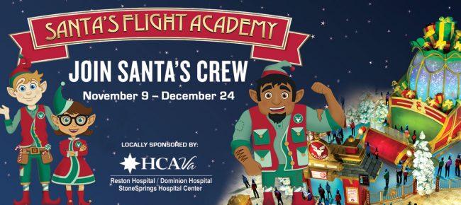 Santa's Flight Academy