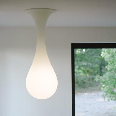 Next Liquid Raindrop Modern Ceiling Light Fixture