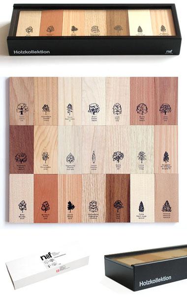 Naef Holz Kollektion Wood And Tree Identification
