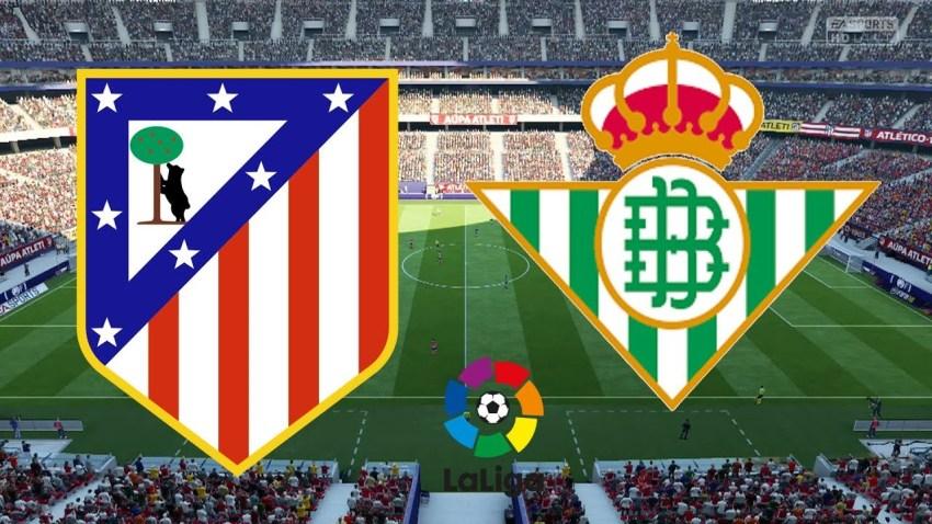 Prediksi Bola Atletico Madrid VS Real Betis - Nova88 Sports