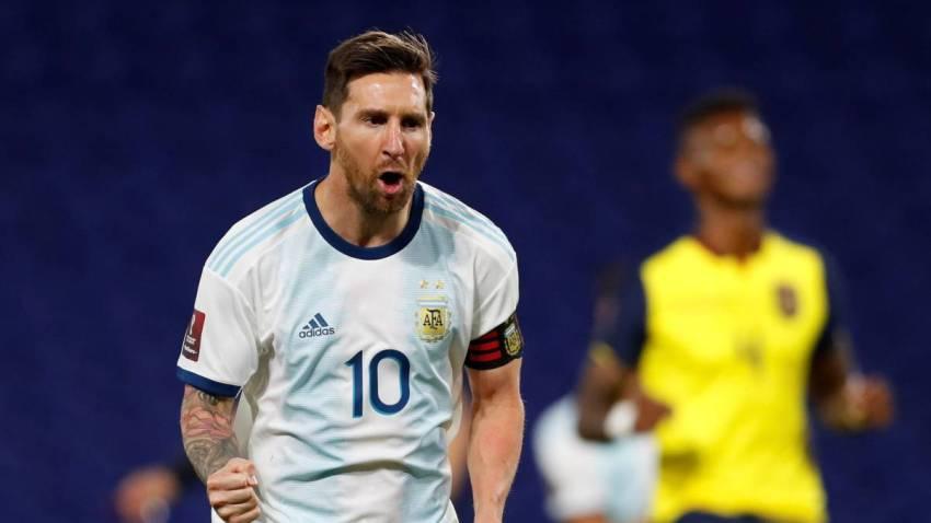 Prediksi Bola Bolivia VS Argentina - Nova88 Sports