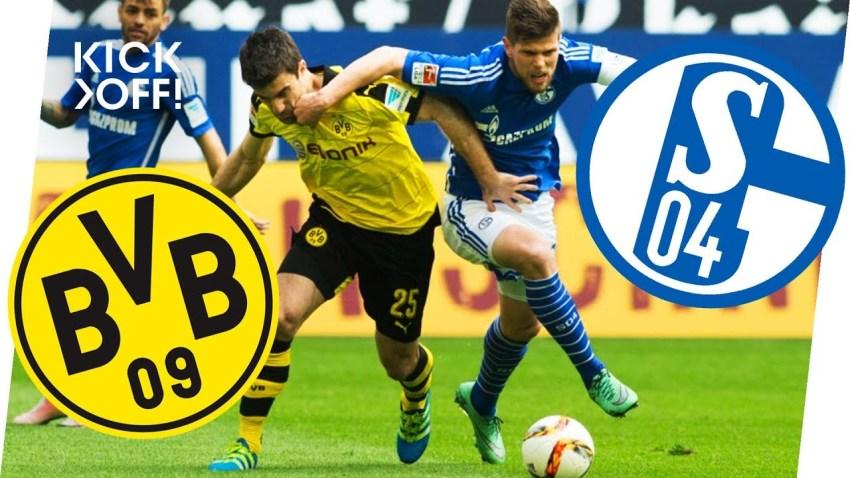 Prediksi Bola Borussia Dortmund VS Schalke 04 - Nova88 Sports