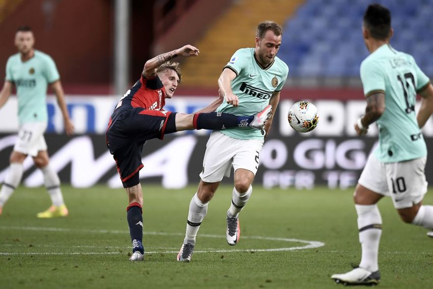 Prediksi Bola Genoa VS Inter Milan - Nova88 Sports