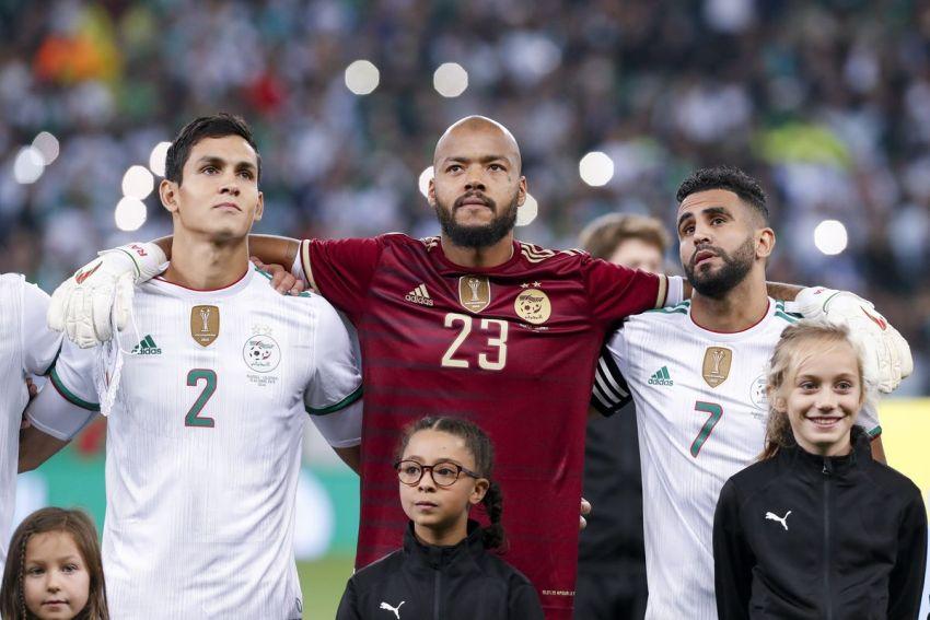 Prediksi Bola Meksiko VS Aljazair - Nova88 Sports