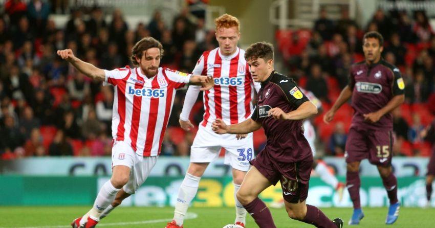 Prediksi Bola Swansea City VS Stoke City - Nova88 Sports