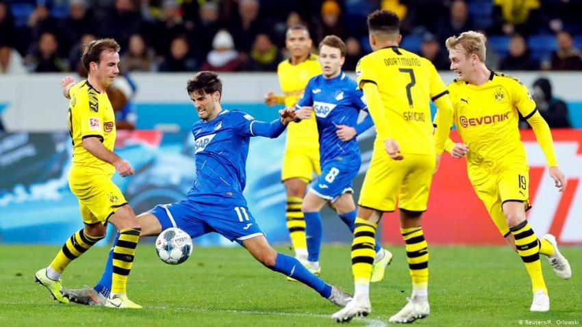 Prediksi Bola TSG Hoffenheim VS Borussia Dortmund - Nova88 Sports