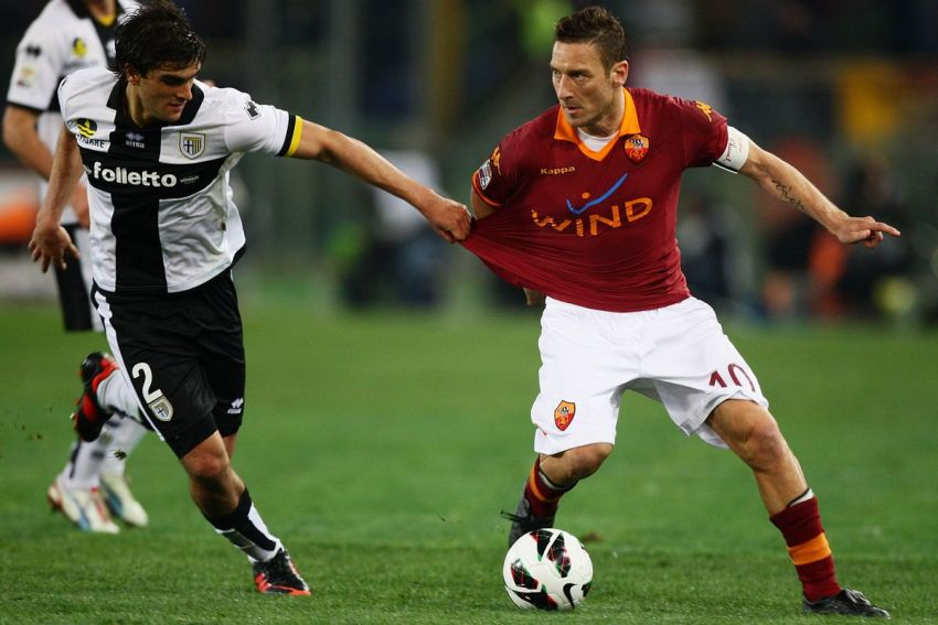 Prediksi Bola AS Roma VS Parma - Nova88 Sports