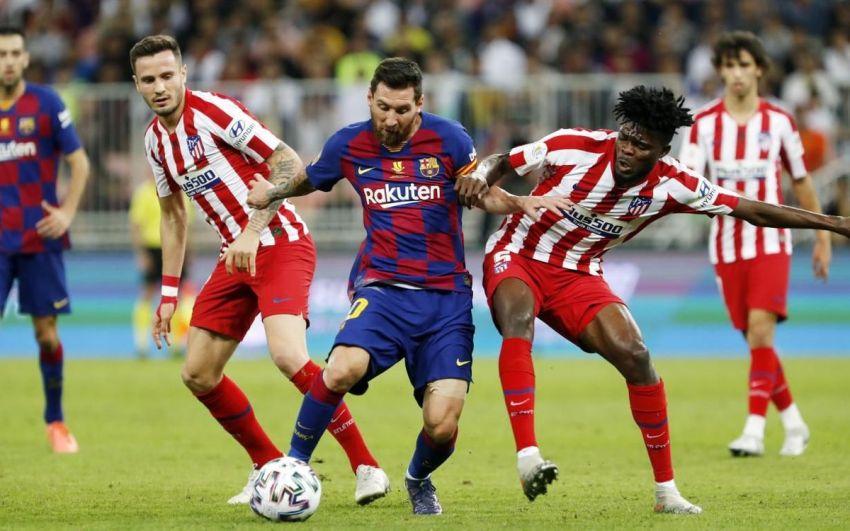 Prediksi Bola Atletico Madrid VS FC Barcelona - Nova88 Sports