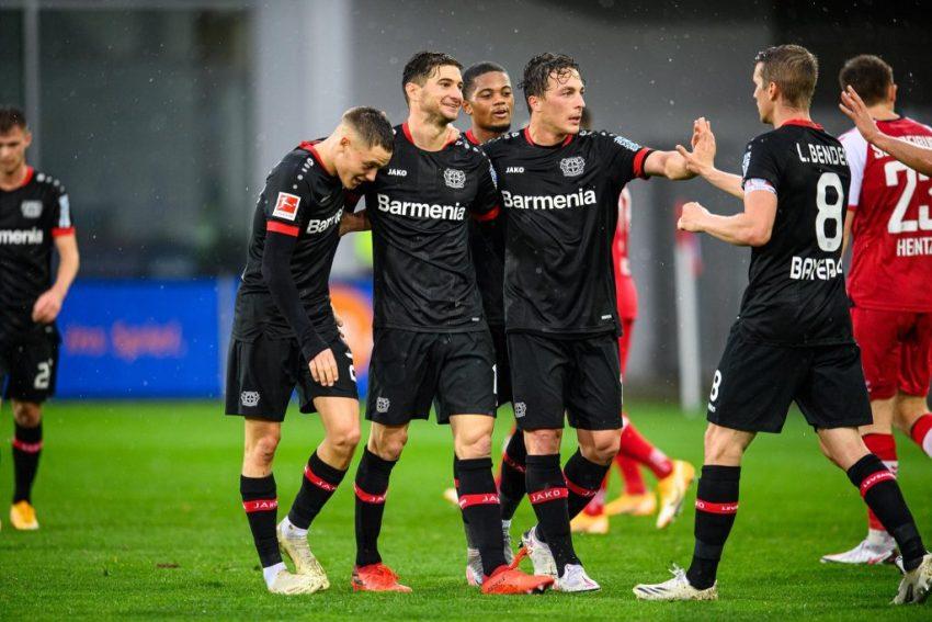 Prediksi Bola Bayer Leverkusen VS Hapoel Beer Sheva - Nova88 Sports