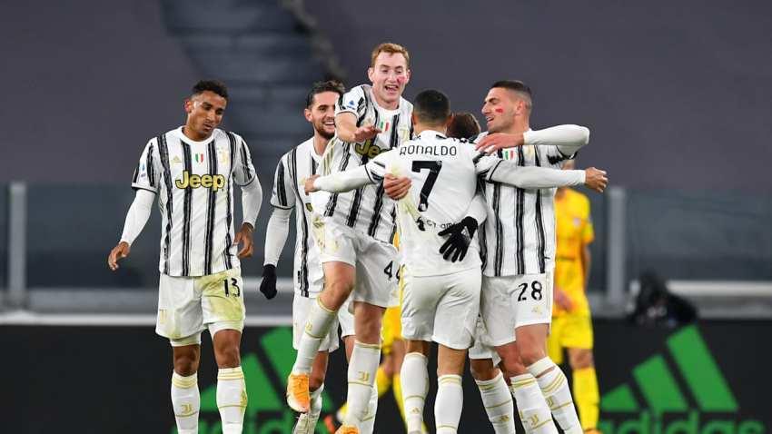 Prediksi Bola Benevento VS Juventus - Nova88 Sports