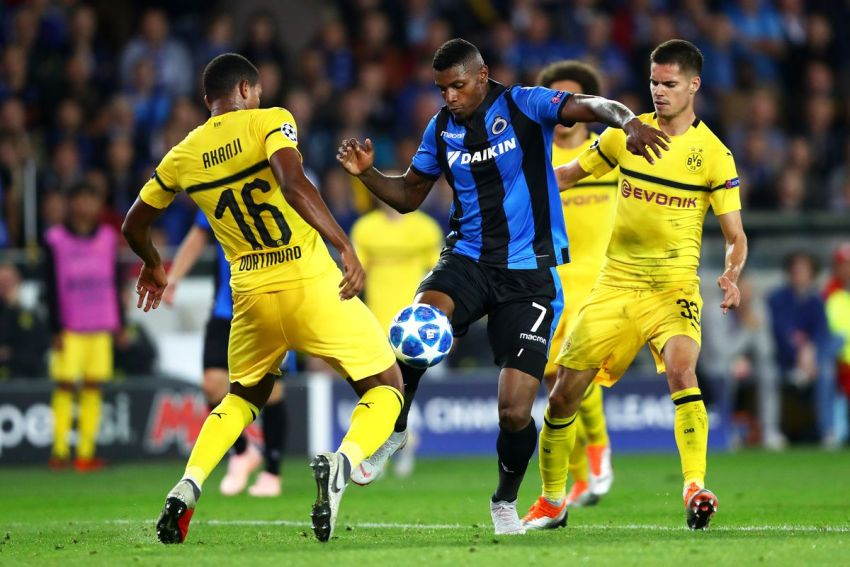 Prediksi Bola Borussia Dortmund VS Club Brugge - Nova88 Sports