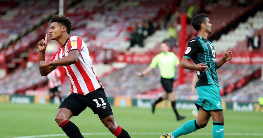 Prediksi Bola Brentford VS Swansea City - Nova88 Sports
