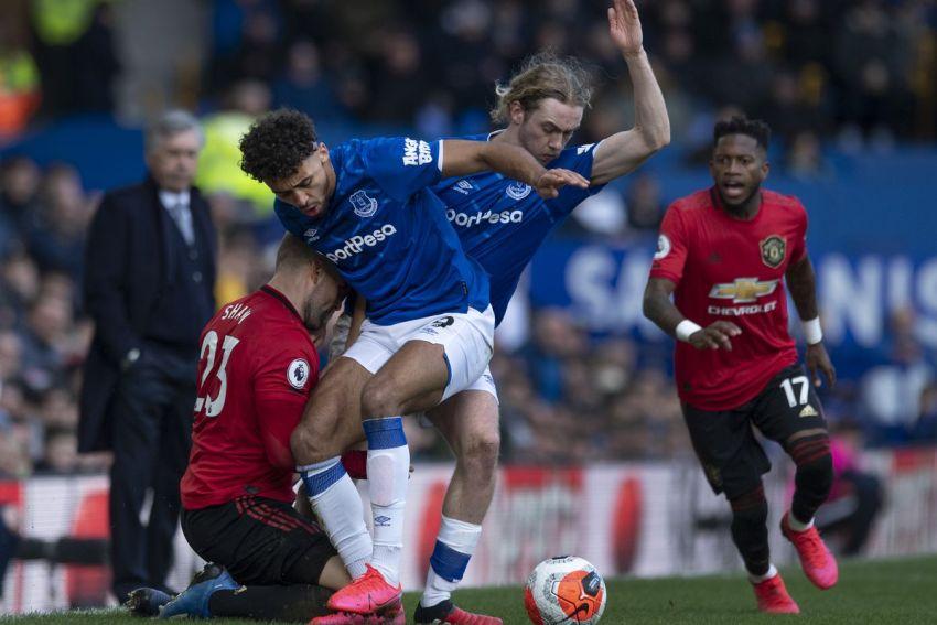 Prediksi Bola Everton VS Manchester United - Nova88 Sports