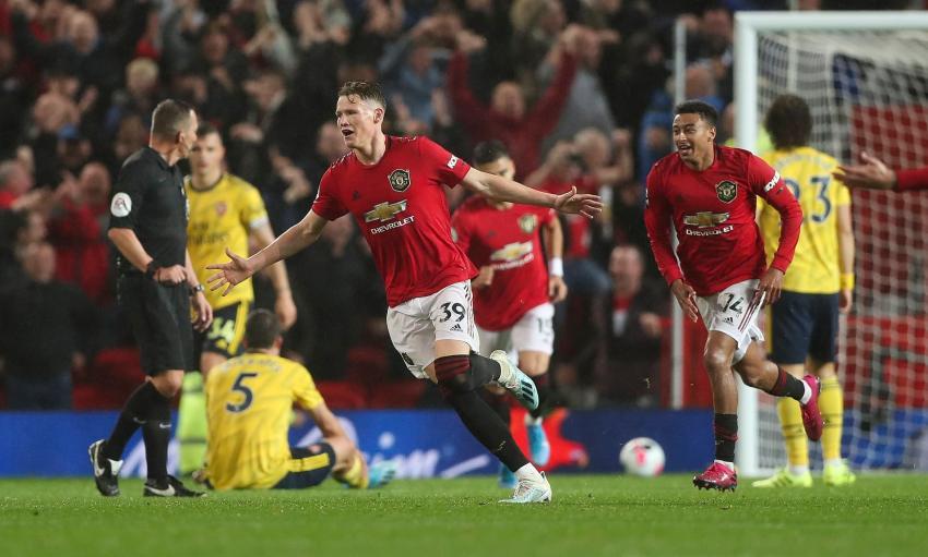 Prediksi Bola Manchester United VS Arsenal - Nova88 Sports