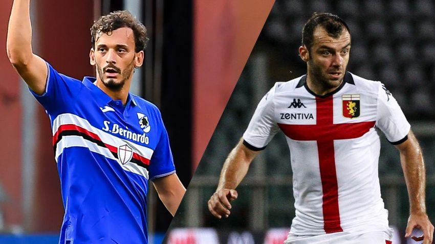 Prediksi Bola Sampdoria VS Genoa - Nova88 Sports