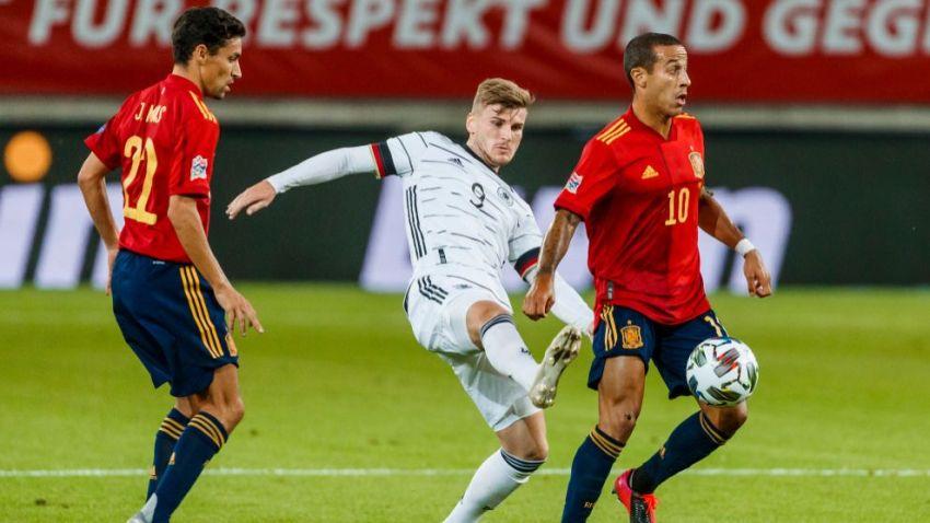 Prediksi Bola Spanyol VS Jerman - Nova88 Sports