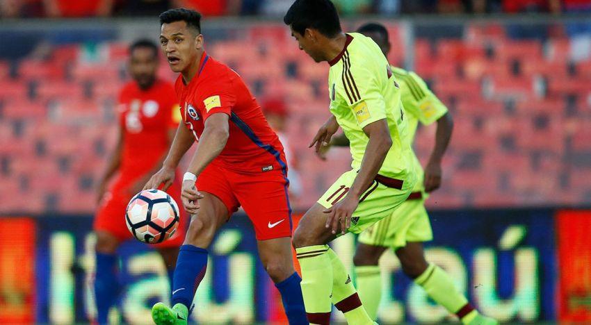 Prediksi Bola Venezuela VS Chili - Nova88 Sports