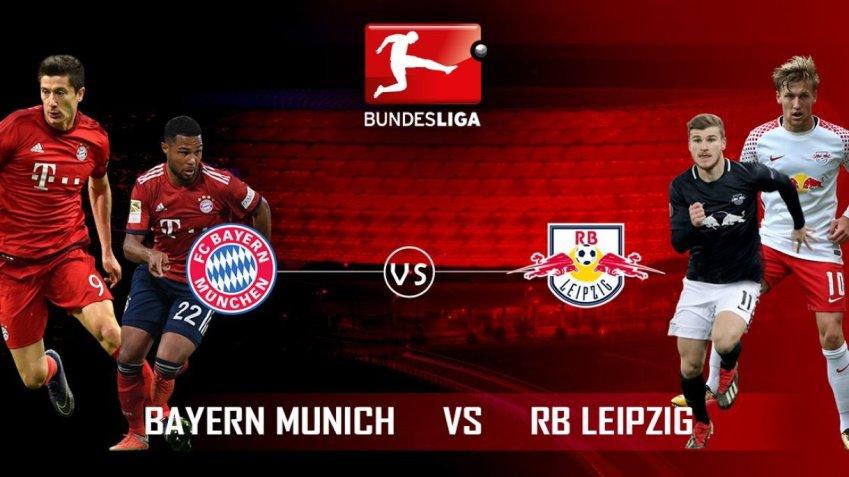 Prediksi Bola Bayern Munchen VS RB Leipzig - Nova88 Sports