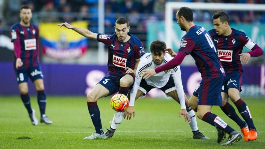 Prediksi Bola Eibar VS Valencia - Nova88 Sports