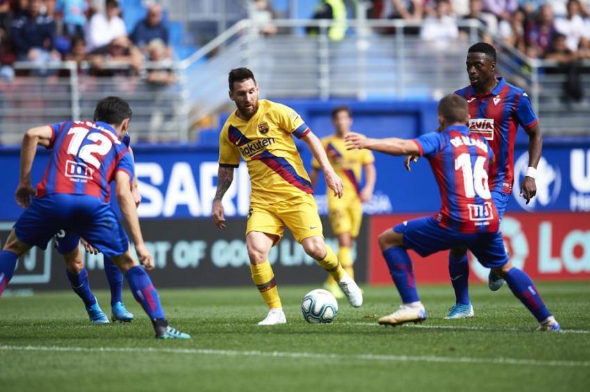 Prediksi Bola FC Barcelona VS Eibar - Nova88 Sports