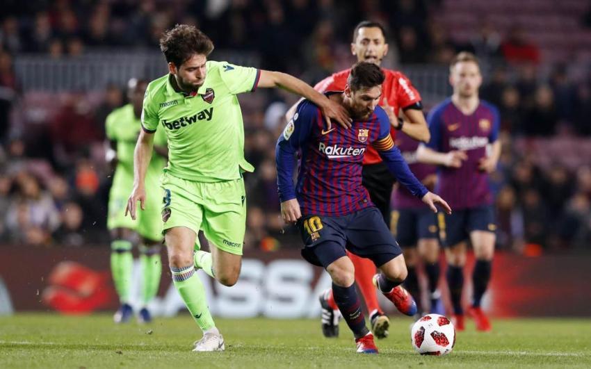 Prediksi Bola FC Barcelona VS Levante - Nova88 Sports