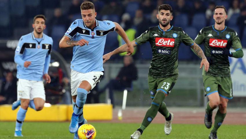 Prediksi Bola Lazio VS Napoli - Nova88 Sports