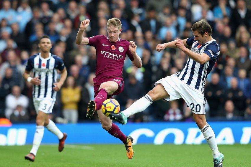 Prediksi Bola Manchester City VS West Bromwich (WBA) - Nova88 Sports