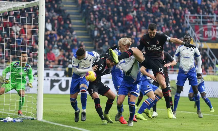 Prediksi Bola Sampdoria VS AC Milan - Nova88 Sports