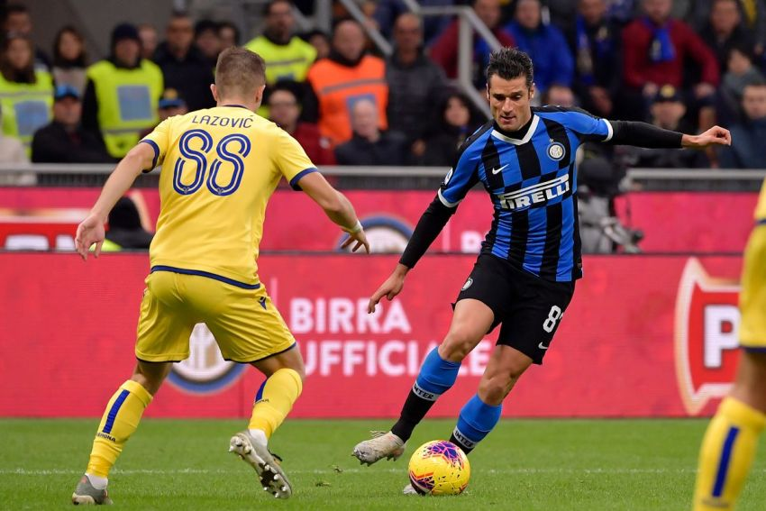 Prediksi Bola Verona VS Inter Milan - Nova88 Sports