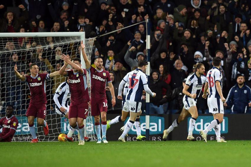 Prediksi Bola West Bromwich (WBA) VS Aston Villa - Nova88 Sports