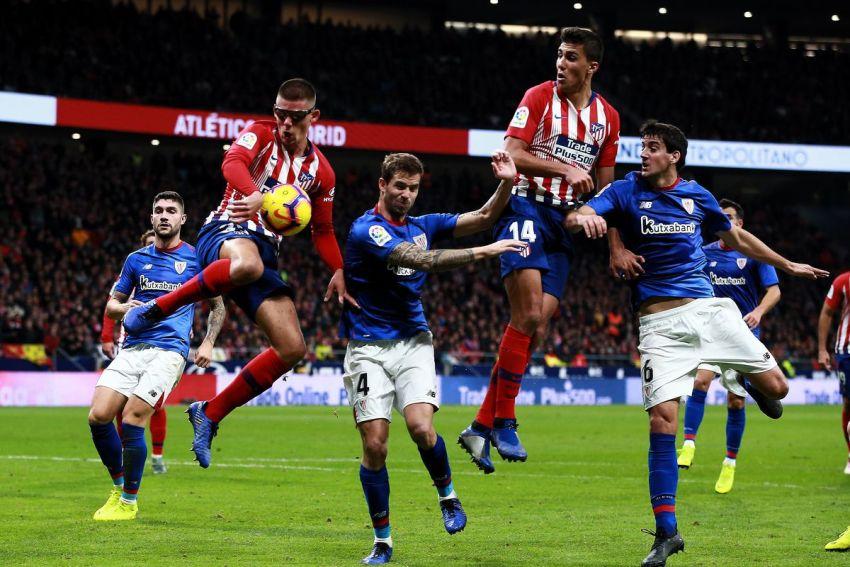 Prediksi Bola Atletico Madrid VS Athletic Bilbao - Nova88 Sports