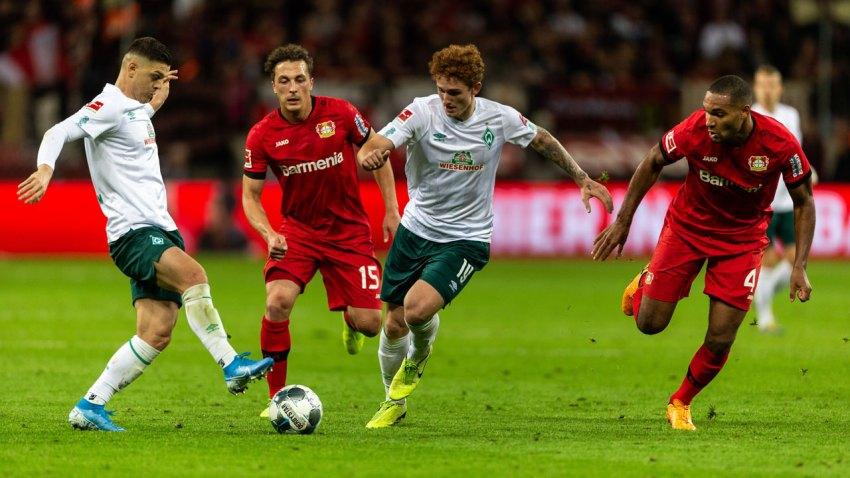Prediksi Bola Bayer Leverkusen VS Werder Bremen - Nova88 Sports