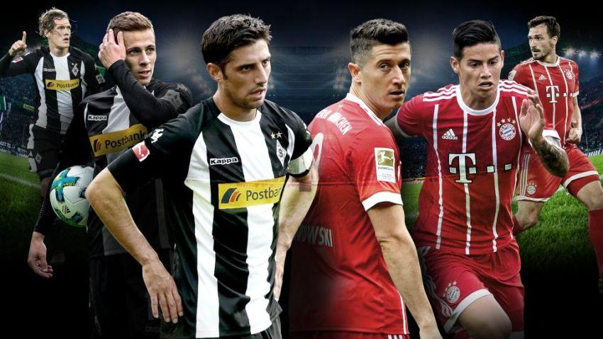 Prediksi Bola Borussia Monchengladbach VS Bayern Munchen - Nova88 Sports