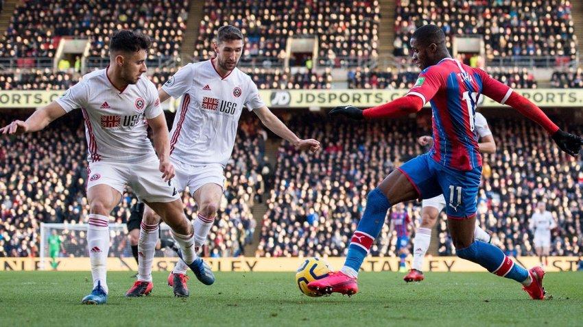 Prediksi Bola Crystal Palace VS Sheffield United - Nova88 Sports