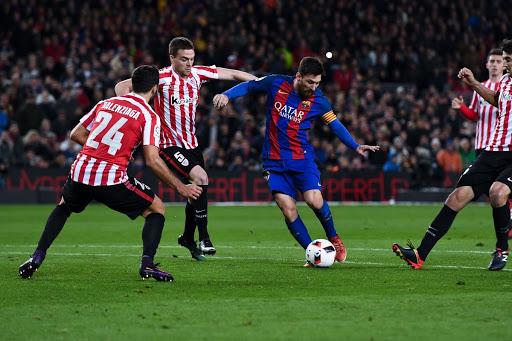 Prediksi Bola FC Barcelona VS Athletic Bilbao - Nova88 Sports
