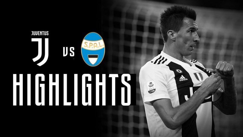 Prediksi Bola Juventus VS Spal - Nova88 Sports