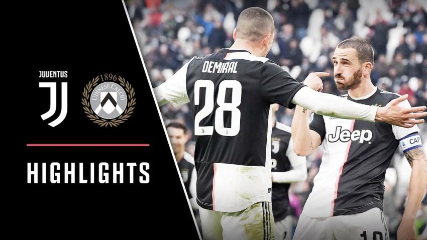 Prediksi Bola Juventus VS Udinese - Nova88 Sports