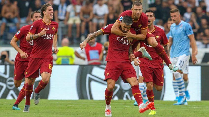 Prediksi Bola Lazio VS AS Roma - Nova88 Sports