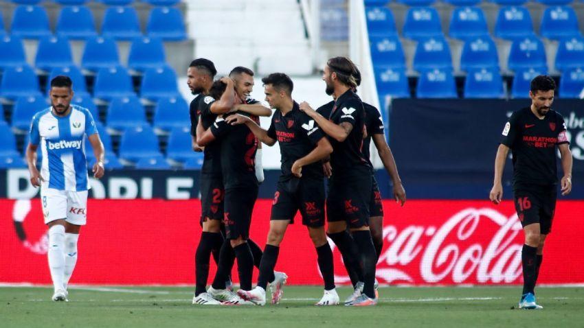 Prediksi Bola Leganes VS Sevilla - Nova88 Sports