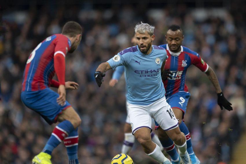 Prediksi Bola Manchester City VS Crystal Palace - Nova88 Sports