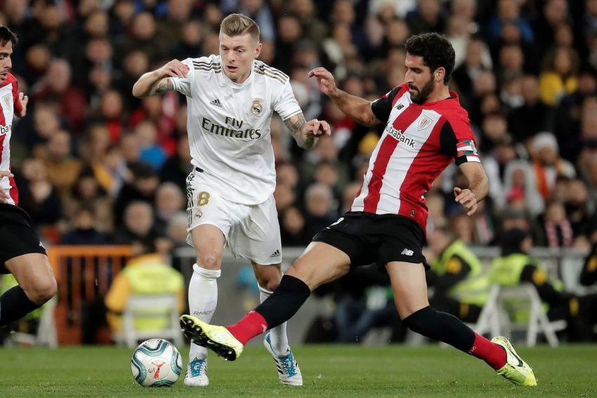 Prediksi Bola Real Madrid VS Athletic Bilbao - Nova88 Sports